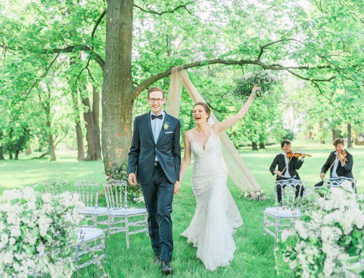 Svadba a Niečo modré