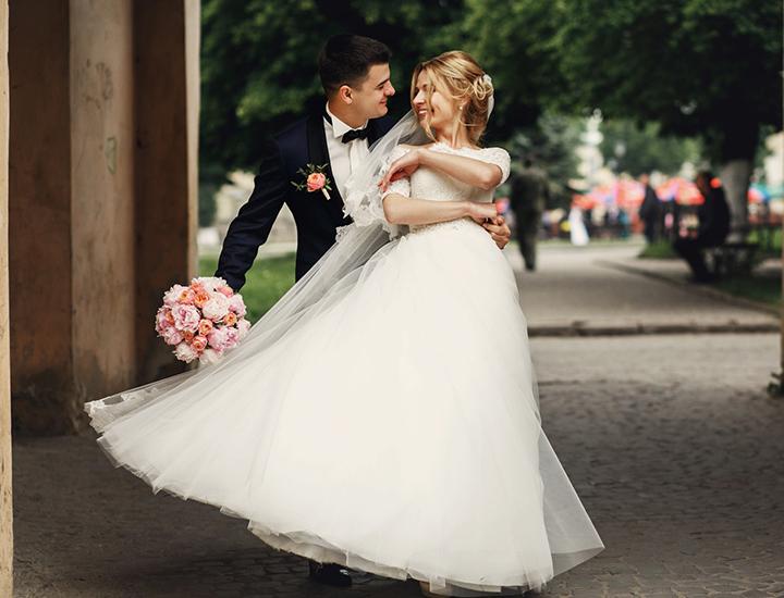 Svadobný tanec na mieru